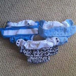 Bum Genius used pocket cloth diapers